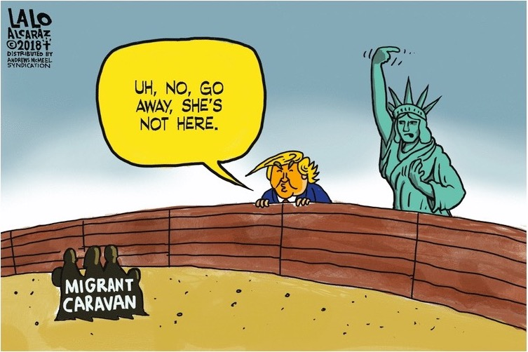 "The Immigrant ""Invasion"""