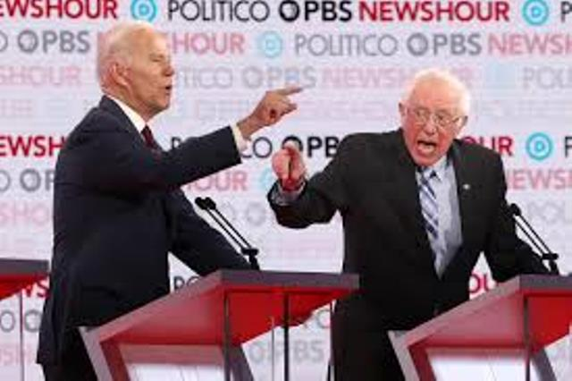 Biden or Bernie:  The REAL Issues of 2020