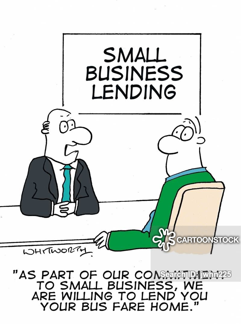 Why Loans Will Not Help Small Businesses During Covid-19